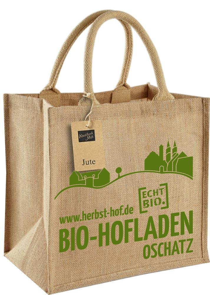 Einkaufstragetasche Hofladen Oschatz