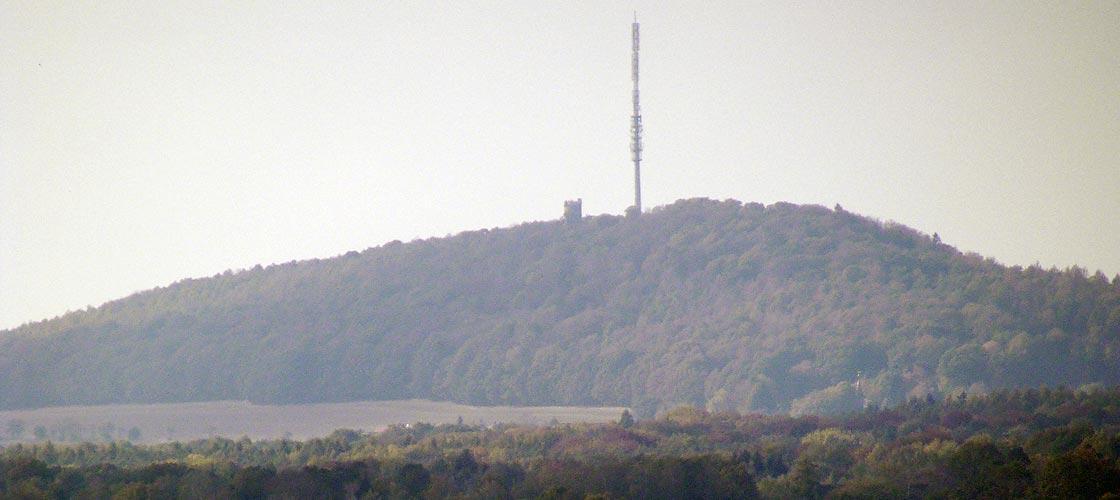 Collmberg bei Oschatz im Herbst